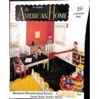 American Home, September 1943