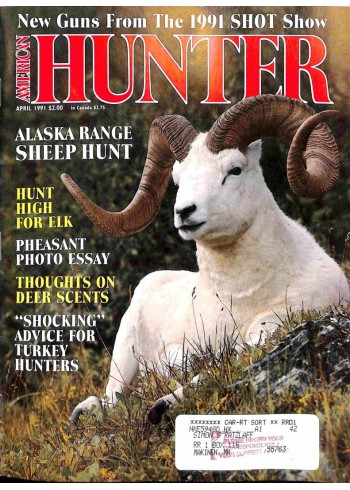 American Hunter, April 1991