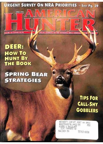 American Hunter, April 1994