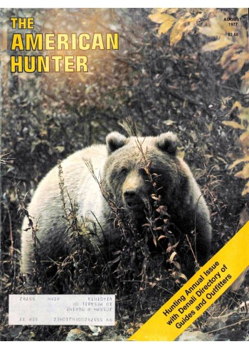 American Hunter, August 1977