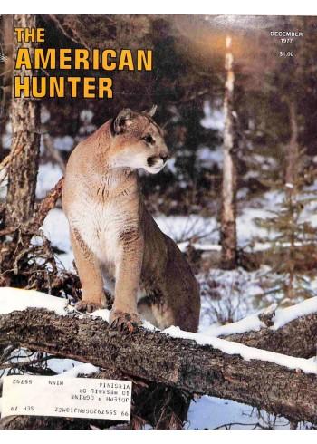 Cover Print of American Hunter, December 1977