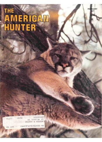 American Hunter, February 1977