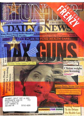 American Hunter, January 1994