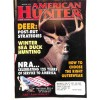 Cover Print of American Hunter, January 1996