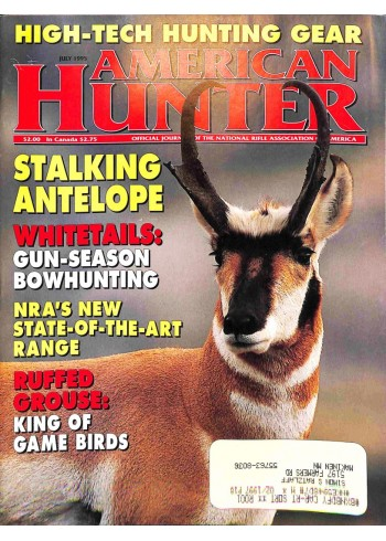 American Hunter, July 1995
