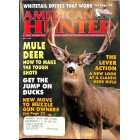 American Hunter, July 1996