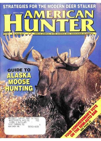 American Hunter, July 5 1994