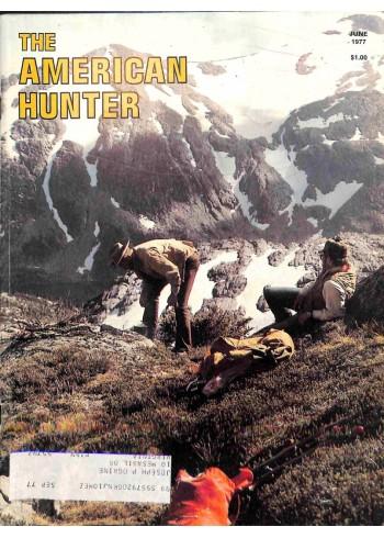 American Hunter, June 1977