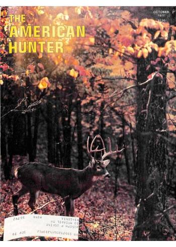 American Hunter, October 1977