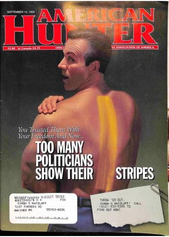 American Hunter, September 15 1994