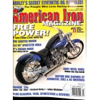 American Iron Magazine, April 2003