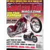 Cover Print of American Iron, April 2006