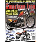 Cover Print of American Iron, April 2009