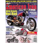 Cover Print of American Iron, April 2012