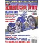 Cover Print of American Iron, August 2004