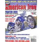 American Iron Magazine, August 2004