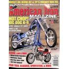 American Iron Magazine, August 2006