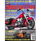 Cover Print of American Iron, August 2009