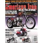 Cover Print of American Iron, August 2011