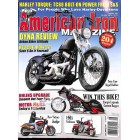 Cover Print of American Iron, August 2012
