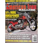 Cover Print of American Iron, December 2001