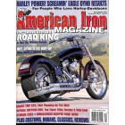 Cover Print of American Iron, December 2002