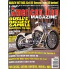 Cover Print of American Iron, February 2002