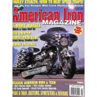 Cover Print of American Iron, February 2004