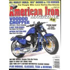Cover Print of American Iron, February 2005