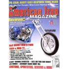 Cover Print of American Iron, February 2006