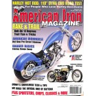 Cover Print of American Iron, February 2007