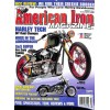 Cover Print of American Iron, February 2008