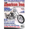 Cover Print of American Iron, January 2003