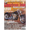 Cover Print of American Iron, January 2004