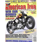 Cover Print of American Iron, January 2006