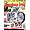 Cover Print of American Iron, January 2007