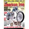 American Iron Magazine, January 2007