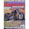 Cover Print of American Iron, July 2004