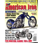 Cover Print of American Iron, July 2006