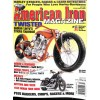 Cover Print of American Iron, July 2007