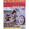 Cover Print of American Iron, June 2004