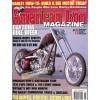 Cover Print of American Iron, June 2004