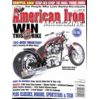 Cover Print of American Iron, March 2005