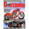 Cover Print of American Iron, March 2007