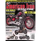 Cover Print of American Iron, March 2012