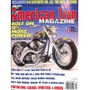Cover Print of American Iron, May 2003