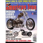 Cover Print of American Iron, May 2006