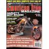 Cover Print of American Iron, November 2002