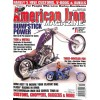 Cover Print of American Iron, November 2005