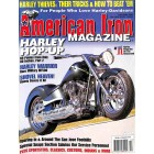 Cover Print of American Iron, October 2002
